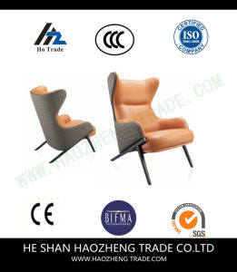 Hzmc160 The New Design Metal Feet Leisure Office Chair
