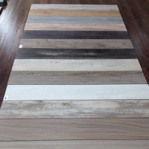 Waterproof Durable WPC Vinyl Click Flooring pictures & photos