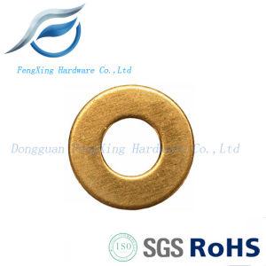 Round Flat Brass Washer Hardware Fasteners