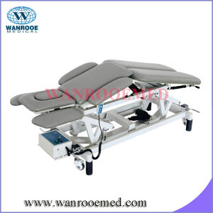 Multi-Position Treatment Bed with Separated Legs pictures & photos