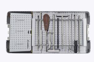 Dhs Dcs Instrument Set Femroal Plate Set pictures & photos
