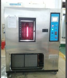 GB/T8430-98 Textile Color Fastness Test Chamber/Xenon Chamber pictures & photos