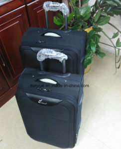 """China Manufacturer Low MOQ Practical Oxford Fabric 16"""", 20"""",24"""",28"""" Universal Wheels Travel Rolling Luggage Case Set ,Custom Make Trolley Bag for Business Trip pictures & photos"""