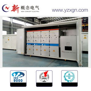 40.5kv Intelligent Compact Solid Insulated Electrical Vacuum Switchgear AVR-40.5 pictures & photos