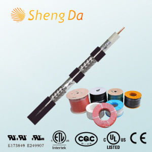 Special High Speed Digital CCTV and CATV Rg59 Coaxial Cable pictures & photos
