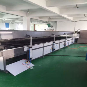 TM-IR6000 26kw White Quartz Heating Tube IR Heater Drying Tunnel Oven pictures & photos