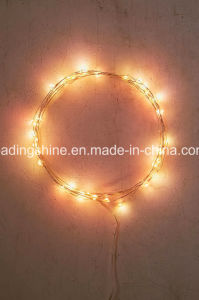 Dimmable LED String Light with 39FT Copper Wire Starry Lights for Indoor and Outdoor Decoration pictures & photos