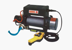 ATV Electric Winch DC 12V 2500lbs (LD1500H1-2500H1) pictures & photos