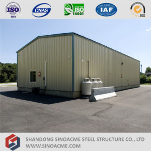 Prefabricated Steel Frame Storage House pictures & photos