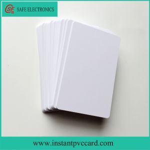 Hot Selling Blank Inkjet Plastic PVC Card pictures & photos