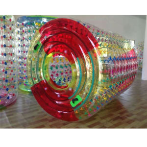 PVC or TPU Inflatable Water Rolling Ball for Water Park pictures & photos