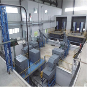Meat Meal and Bone Meal Machine/Animal Rendering Plant pictures & photos