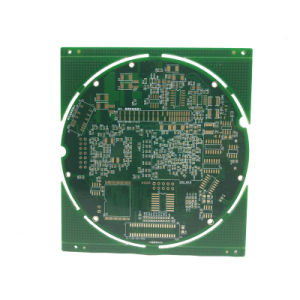 Fr4 Multilayer PCB Board Qucike Turn Prototype PCB of Communication pictures & photos