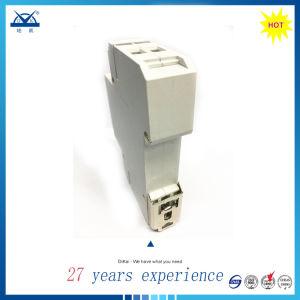 IEC61643 1p 8/20 40ka Protector DC 24V 48V Surge Suppressor pictures & photos