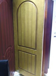 Solid Wood Composite HDF Door pictures & photos