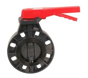Good Quality Butterfly Valve PVC/UPVC for Plastic Injection Mould Fast Delivery Time pictures & photos