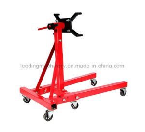Heavy Duty 2000lbs Swivel Head Engine Gearbox Support Lift Stand pictures & photos