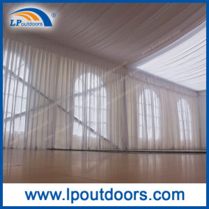 Outdoor Luxury Marquee with Wood Flooring Party Tent for Wedding Event pictures & photos