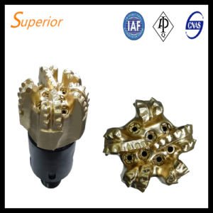 API High Quality Multi Applications Matrix PDC Bit with 5 Blades pictures & photos