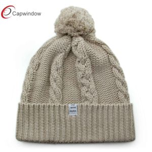 Capwindow Custom Fashion Knitted Beanie Hat Winter Hat pictures & photos