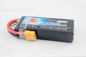 6500mAh 11.1V Lithium Polymer Drone Uav Battery pictures & photos