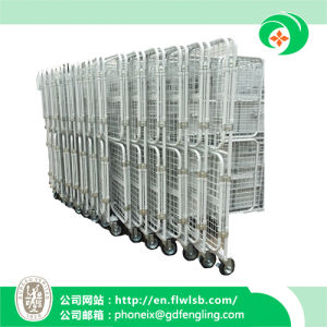 Foldable Roll Cage for Logistics pictures & photos