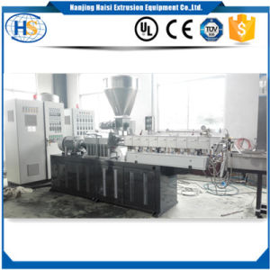 HDPE/Pet/LDPE/PC/PS/ABS Flakes Recycling Plastic Pelletizing Machine pictures & photos