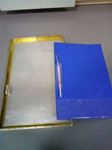 10% Discount 8kw Pushing Plate High Frequency Welding Machine for School File Folder Made in China pictures & photos