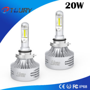 25W Power H1 H4 H7 9006 Headlamps LED Headlight Bulb pictures & photos