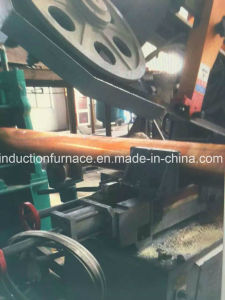 Horizontal Continuous Casting Machine for Big Diameter Brass Pipe/Tube Price pictures & photos