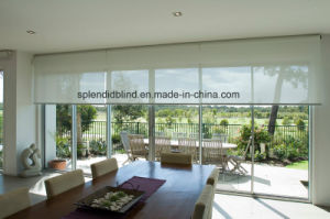 Fabric Blinds Windows Ladest Design of Windows Blinds pictures & photos