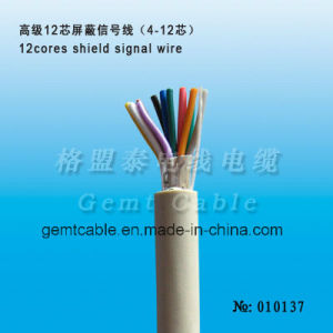12 Cores Shield Signal Cable pictures & photos