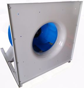 Direct Backward Steel Impeller Cooling Ventilation Exhaust Centrifugal Fan (710mm) pictures & photos