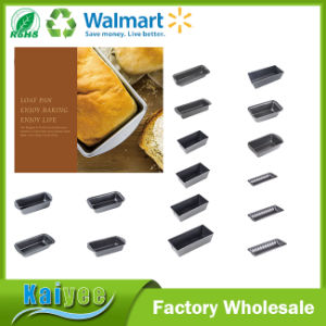 Kitchen Non Stick Carbon Steel Loaf Pan Half Loaf Pan pictures & photos
