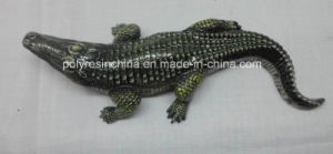 Polyresin Crocodile pictures & photos