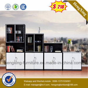 2 Doors Storage File Cabinet Wooden Office Furniture (HX-6M258) pictures & photos