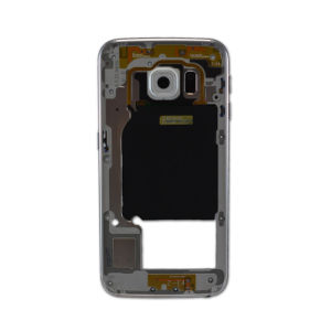 Original Mobile Phone Housing for Samsung Midframe Chassis Black Cover pictures & photos