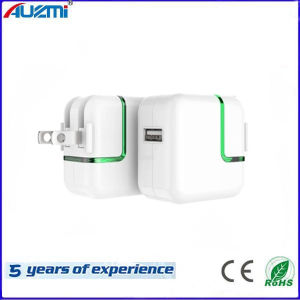 Universal Power Adapter USB Travel Charger with LED Light