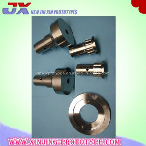 China Manufacturer of Precision CNC Machining Services