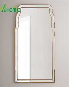Rectangle Frame Wall Mirror for Home Decoration pictures & photos