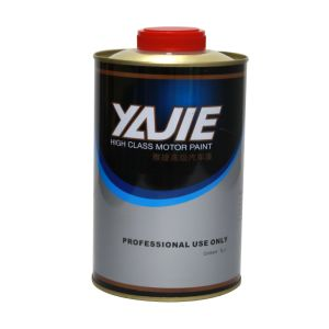 Yajie Liquid State Paint Hardener for 2k Primer pictures & photos