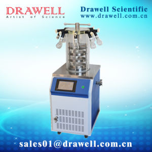 Dw-18ND Electric Heating Freeze Drying Machine pictures & photos
