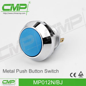 Momentary 12mm Vandal Resistant Push Button Switch pictures & photos