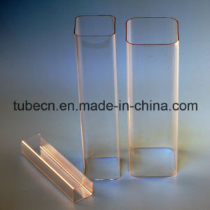 High Temperature Resistance Transparent Pctg Tube