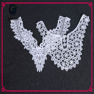 China Wholesale Stocklot Chemical Lace Collar pictures & photos