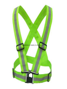 High Visibility Safety Reflective Vest Running Vest pictures & photos