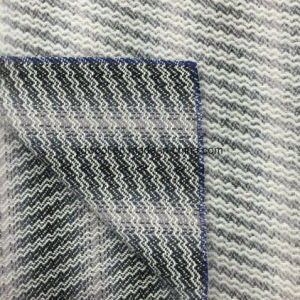 Wave Streak Gigging Wool Fabric in Ready pictures & photos