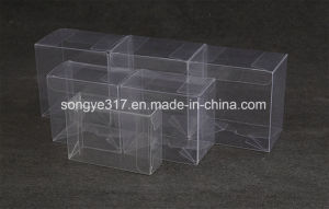 PVC Clear Folding Plastic Box pictures & photos