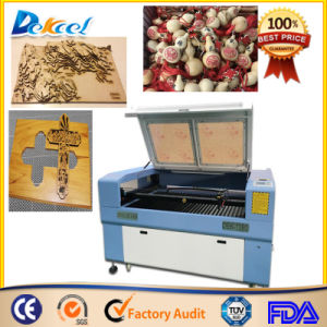 1390 Small 10mm Wood CNC Engraver CO2 Laser Cutter pictures & photos