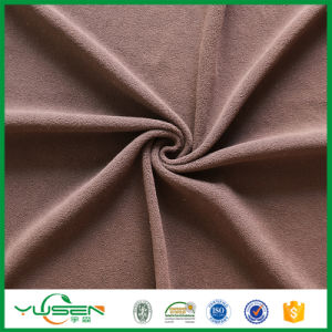 Breathable Dri Fit Solid Anti Pill Polar Fleece Fabric for Ladies Jacket Better Than Mulinsen pictures & photos